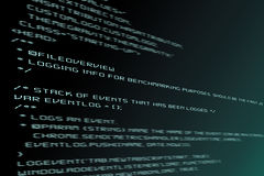 The Code Stock Images