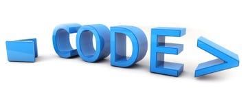 code Royalty-vrije Stock Afbeelding