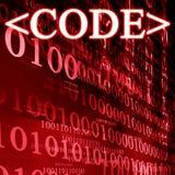 Code Stock Image