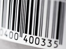 Code à barres Photographie stock