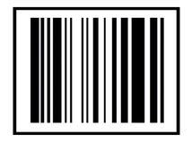Code barres 3 Images libres de droits