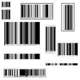 Code barres Image libre de droits