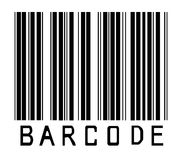 Code barres Photos libres de droits
