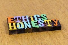 Free Code Ethics Honesty Integrity Trust Respect Core Values Royalty Free Stock Photo - 162864625