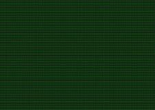 code informatique vert Image stock