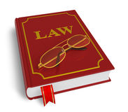Code of laws Royalty Free Stock Images