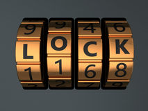 Code lock Stock Photos