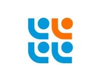 Code Logo Template Design Vector de Digital Photos stock