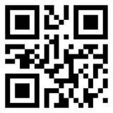 Code moderne de QR photos libres de droits