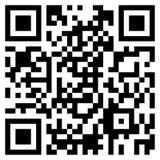 Code moderne de QR image stock