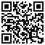 Code moderne de QR images stock