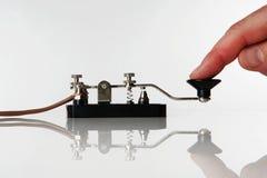 Code Morse Images libres de droits