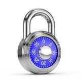 Code padlock Stock Image