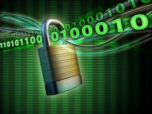 Code security Stock Photo