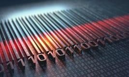 Code universel de produit Images libres de droits