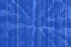 Codeblatt Stockfoto