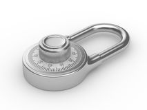 Coded lock Royalty Free Stock Image