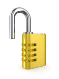 Coded lock Royalty Free Stock Photography