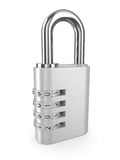 Coded lock Royalty Free Stock Photo
