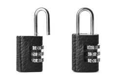 Coded lock Stock Image