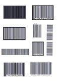 Codes barres Photos stock