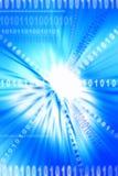 Codes binaires illustration libre de droits