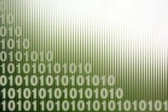 Codes binaires Photos stock