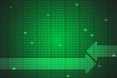 Codes de sortilège Images stock