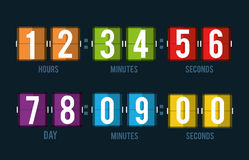 Codes and digits Royalty Free Stock Photo