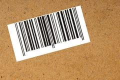 Codice a barre. Fotografia Stock Libera da Diritti
