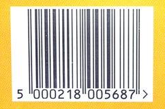 Codice a barre. fotografie stock libere da diritti