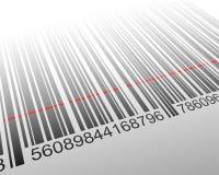Codice a barre Fotografia Stock Libera da Diritti