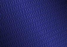 Codice binario Fotografia Stock