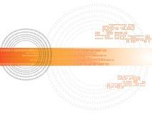 Codice binario Fotografie Stock