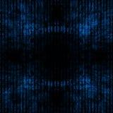 Codice binario Immagini Stock