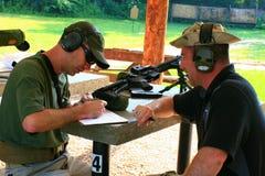 Codice categoria delle armi da fuoco Immagine Stock Libera da Diritti