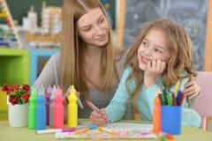 Codice categoria di arte della scuola elementare Immagine Stock