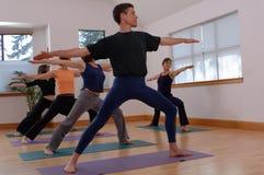 Codice categoria di yoga Immagini Stock