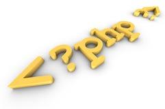 Codice del PHP Immagini Stock Libere da Diritti