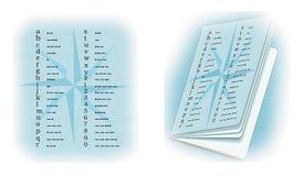 Codice Morse Immagine Stock