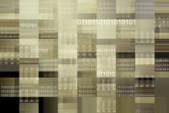 Codificazione Immagini Stock