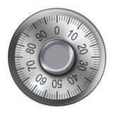Codifichi la serratura Immagine Stock