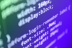 Coding Royalty Free Stock Images