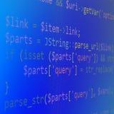 Coding Royalty Free Stock Image