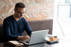 Coding programmer Stock Images