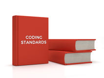 Coding Standards Stock Photography