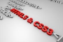 Coding Websites Stock Photography