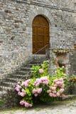 Codiponte, старая деревня в Тоскане Стоковое фото RF