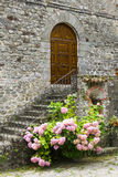 Codiponte, old village in Tuscany Royalty Free Stock Photo