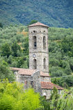 Codiponte, old village in Tuscany Stock Photos